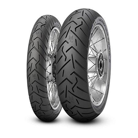 Par Pneus Pirelli Scorpion Trail II 120/70-17+180/55-17