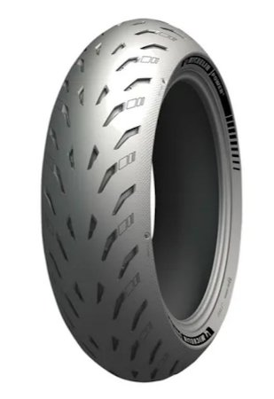 Pneu Michelin Power 5 180/55-17 73w Traseiro