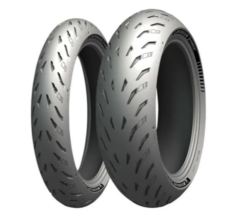 Par Pneus Michelin Power 5 120/70-17+180/55-17