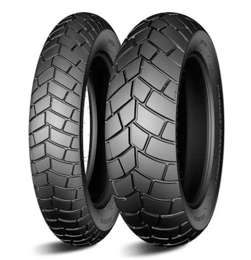 Par Pneus Michelin Scorcher 32 130/90-16+180/70-16 Fat Bob até 2017