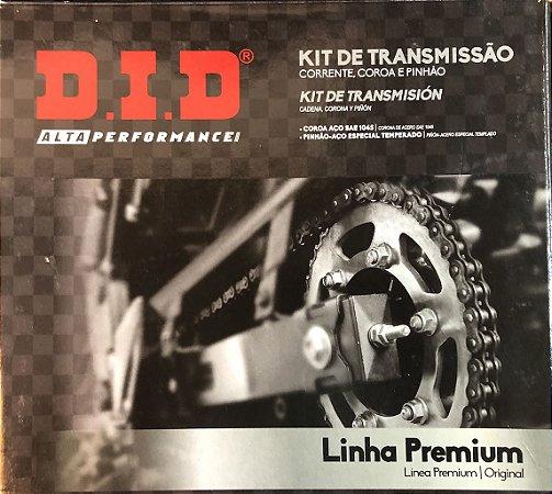 Kit Transmissão Did Cb300R 37-13T 520V-110Zb c/ retentor