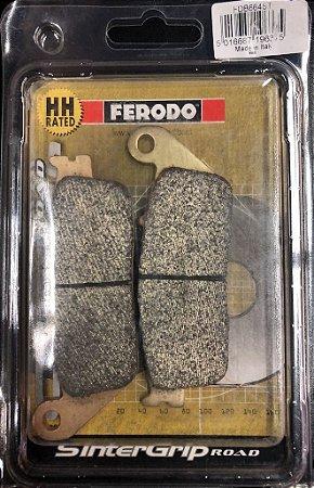 FDB664ST Pastilha de Freio Ferodo Sinterizada