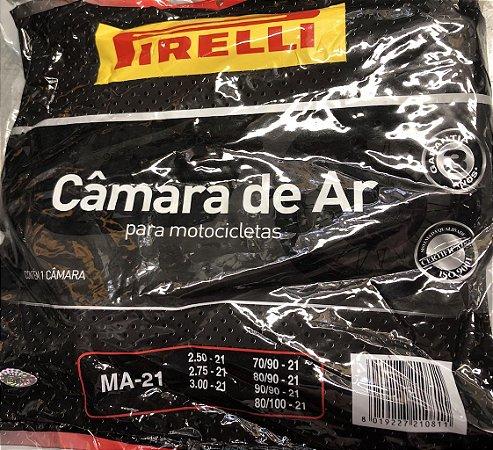 Câmara De Ar Pirelli MA21 Aro 21