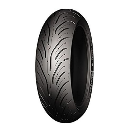 Pneu Michelin Pilot Road 4 190/50-17 73W Traseiro