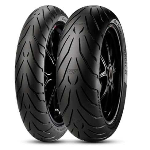 Par Pneus Pirelli Angel GT 120/70-18+170/60-17