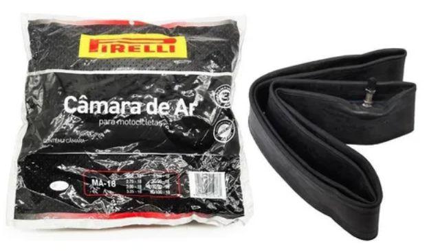 Câmara De Ar Pirelli MA10 Aro 10