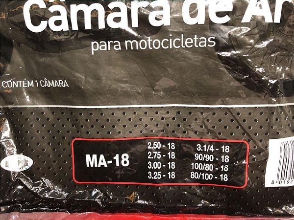 Câmara De Ar Pirelli MA18 Aro 18