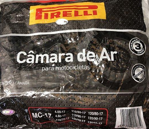 Câmara De Ar Pirelli MC17 Aro 17