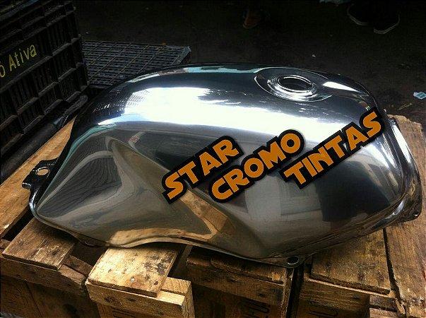 Tinta Cromada 500ml - Premium