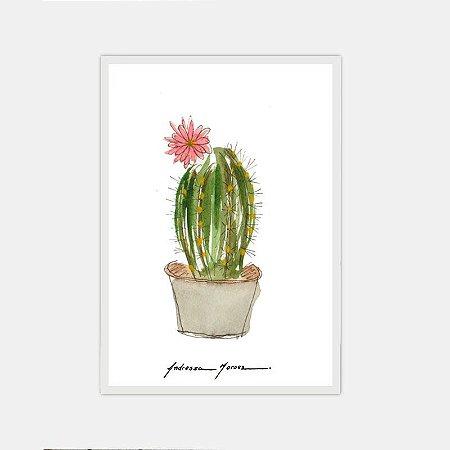 Cactus Floral 02