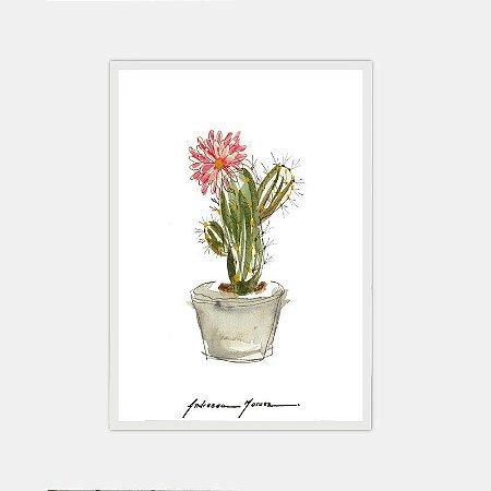 Cactus Floral 01
