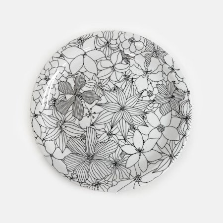 Prato Flores - unitário