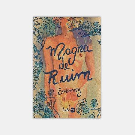 Livro Magra de Ruim