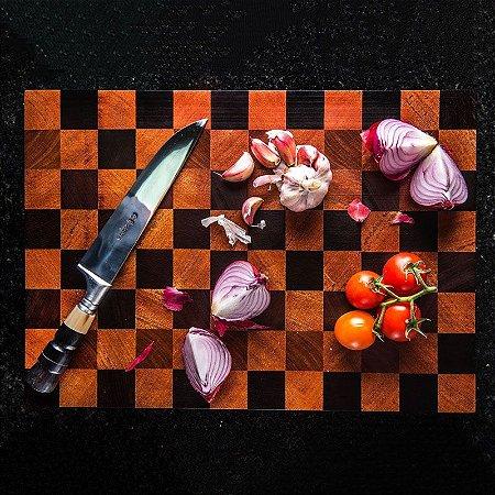 Tabua de corte e queijo by Design Plates