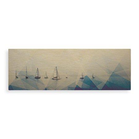 Quadro Sailing - Geometric