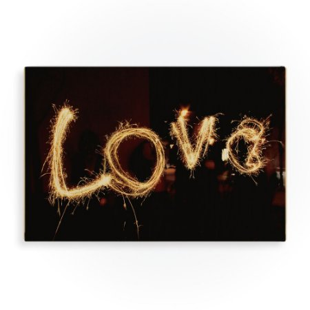 Quadro Love Light