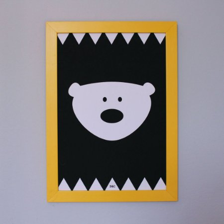 Poster Urso