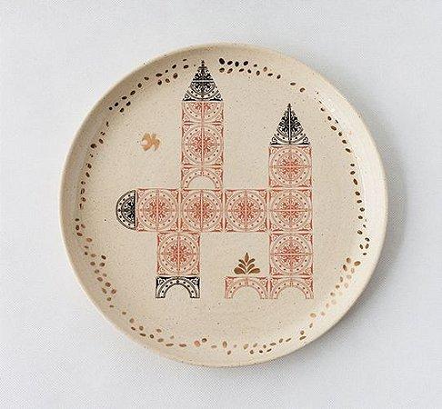 Prato Grande - Coleção Castelos Imaginários TMCI1
