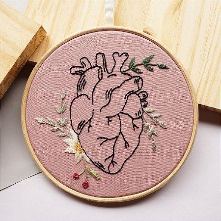 Bastidor Coração