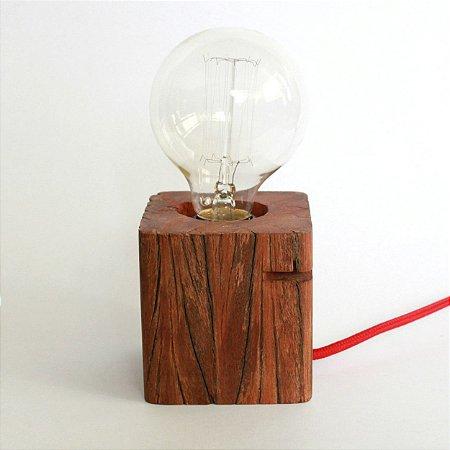 Luminária de Lei - 07