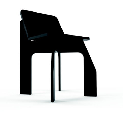 Cadeira Jabuti