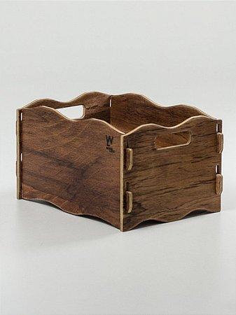 Caixa Wave - woodLock Design