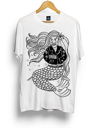 Camiseta Barba Sereia