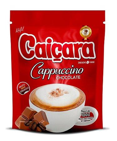 Cappuccino Caiçara Chocolate Refil - 100g