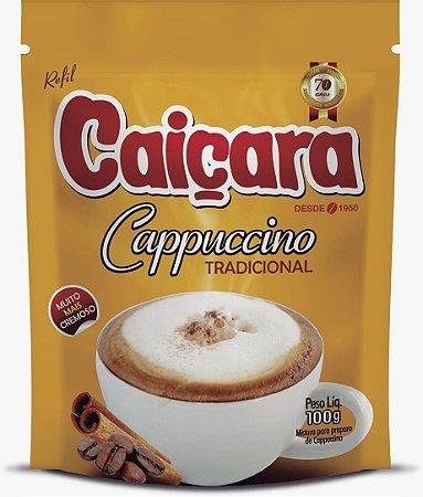 Cappuccino Caiçara Tradicional Refil - 100g
