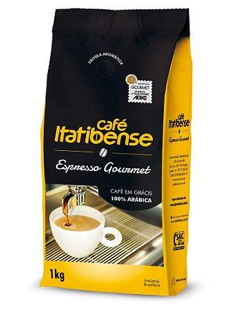 Café Itatibense Espresso Gourmet em grão - 1 kg