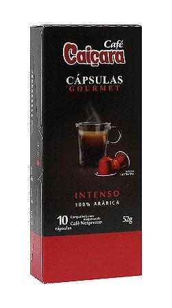 kit Cápsulas Caiçara Intenso  (20 Caixas / 200 cápsulas)