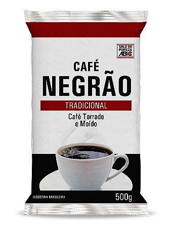 Café Negrão Tradicional Almofada 500g