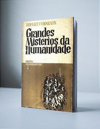 GRANDES MISTÉRIOS DA HUMANIDADE (produto usado)