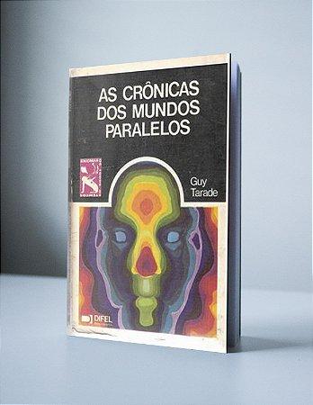 AS CRÔNICAS DOS MUNDOS PARALELOS (produto usado)