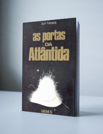 AS PORTAS DA ATLÂNTIDA (produto usado)
