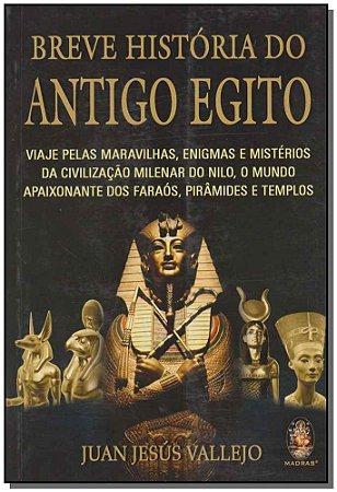 BREVE HISTÓRIA DO ANTIGO EGITO