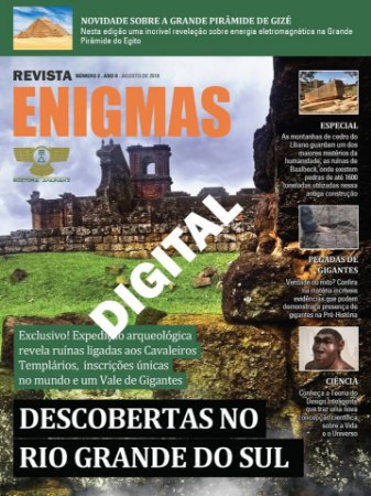REVISTA ENIGMAS NÚMERO 3 DIGITAL
