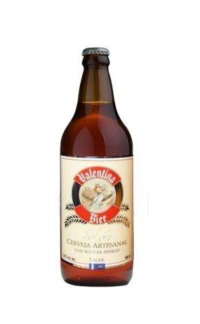 Cerveja Valentina Bier Silver 660ml - Fruit Beer