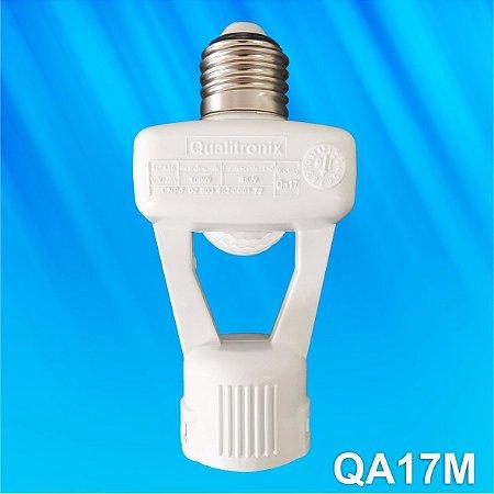 Sensor de Presença Soquete E27 - Qualitronix