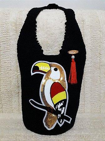 Bolsa Crochê - Coleção Fauna