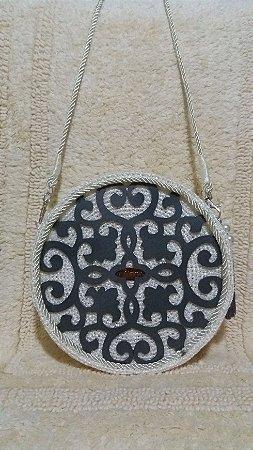 Bolsa Crochê - Mandala