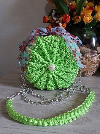 Bolsa Crochê - Coleção Dolly