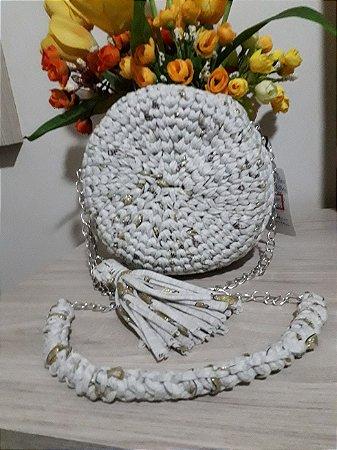 Bolsa Crochê - Coleção Cisne