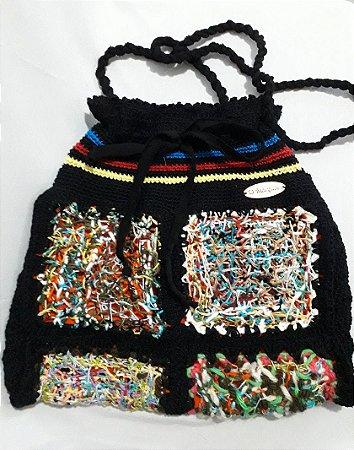 Bolsa Crochê - Coleção Vitória