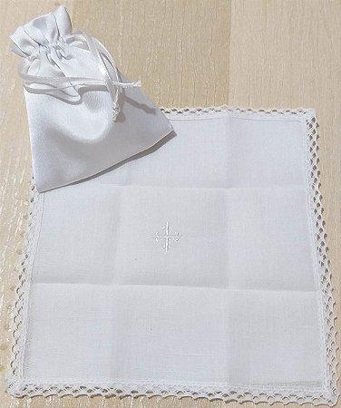 Kit para Receber a sagrada comunhão na mão