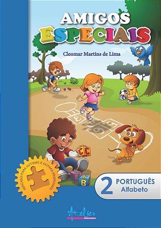 Livro Português 2 - ALFABETO