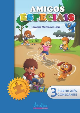 Livro Português 3 - CONSOANTES