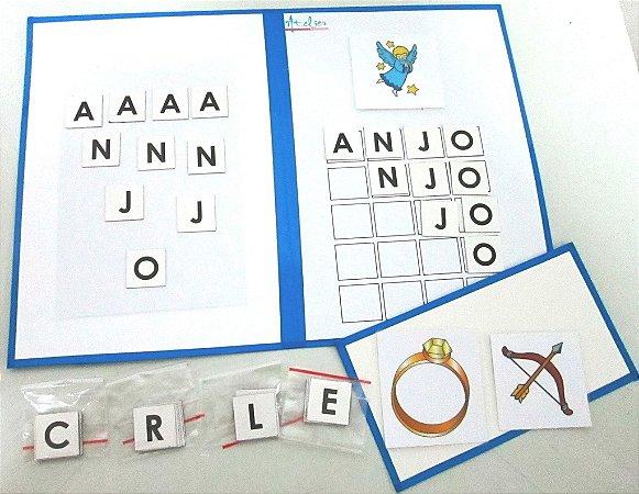 """Formação de Palavras """"A"""""""