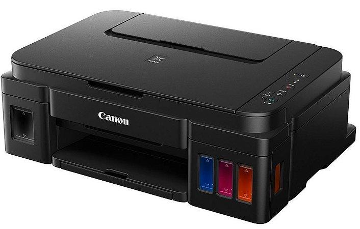 Impressora Canon Pixma Maxx tinta G3100 + Kit tintas originais CYMK