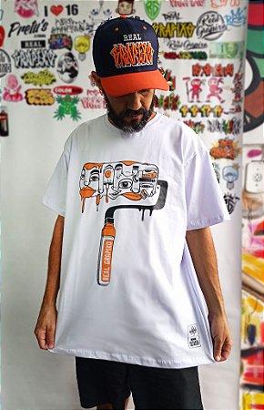 Camiseta Real Grapixo collab Rammar